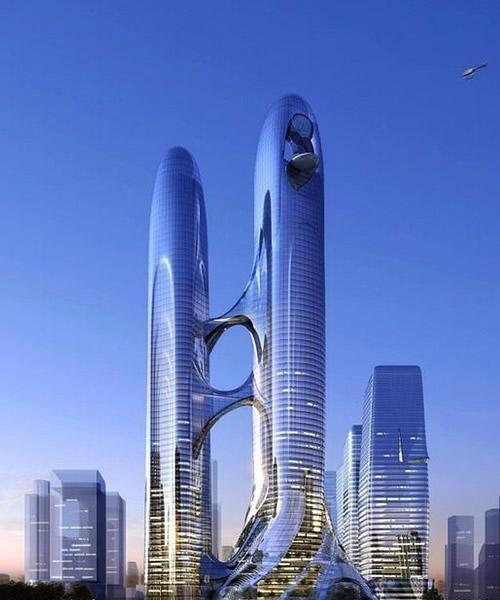 2020年完工的20座最高建筑新项目,3栋商务大厦入选前20