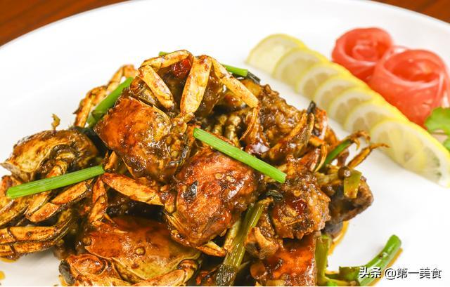 花蟹的吃法,毛蟹这样做,看着口水直流,双节清蒸螃蟹吃多了,快来试试这吃法