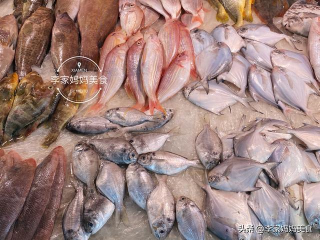 鱼品种,内行人就买这5种鱼,肉嫩鱼刺少,价格亲民营养足,目前无法养殖