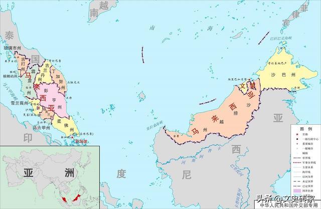 马来西亚简介,全球特殊的君主国,国王由选举产生且无实权,华人影响力无处不在