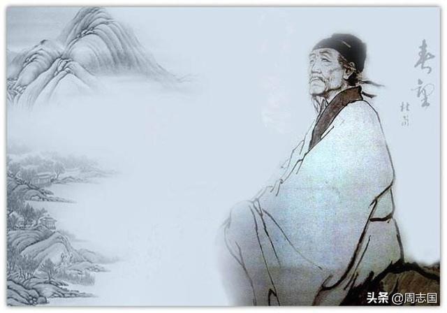 杜甫的爱国诗,杜甫最爱国的一首诗,一腔爱国情,热泪两相迎