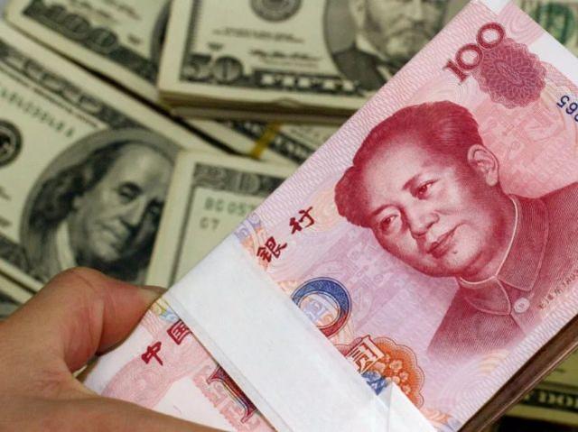rmb将来怎么去,很多人都关注需不需要换美元?