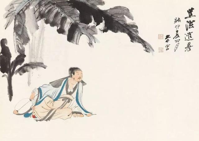 幽兰的诗,采菊东篱下,悠然见南山:50句陶渊明经典诗文,值得一读再读