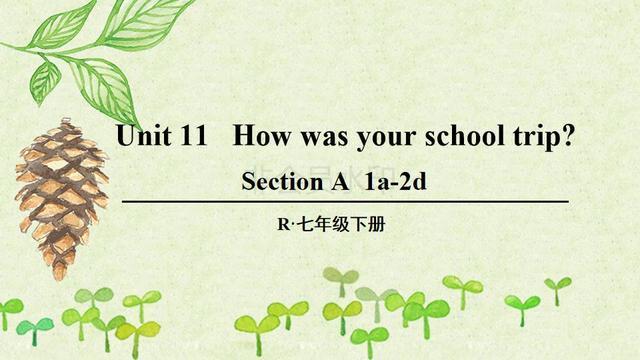 初中七年级英语下册 Unit 11 How was your school trip?
