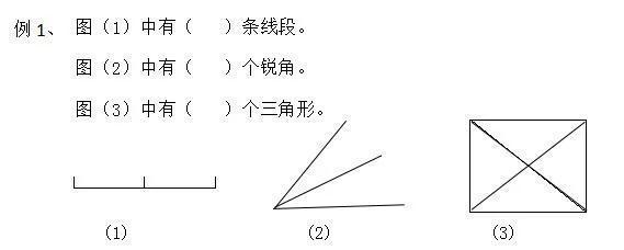 枚举法在小学数学中的应用
