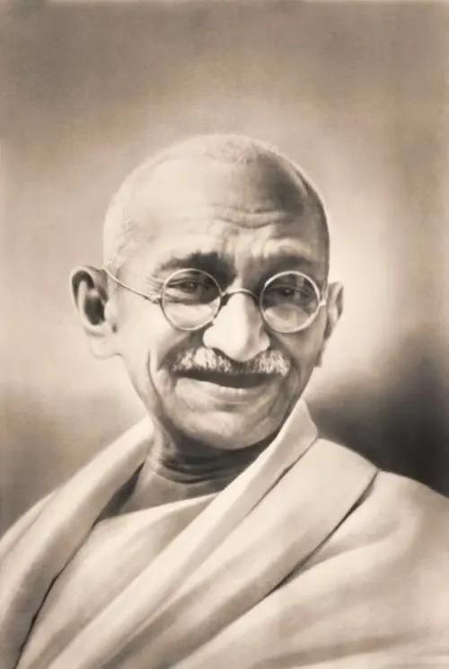 《圣雄甘地》