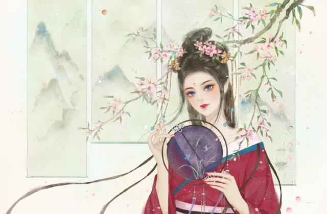 杨贵妃的诗,李白为杨贵妃写的三首诗,连拍马屁都如此清新脱俗,不愧是诗仙
