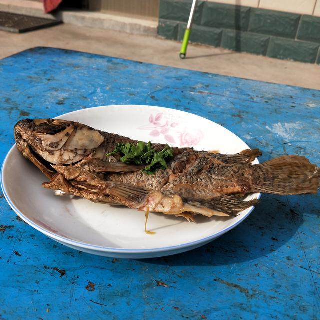 罗非鱼怎么做,这样做出来的罗非鱼,比饭店的还香