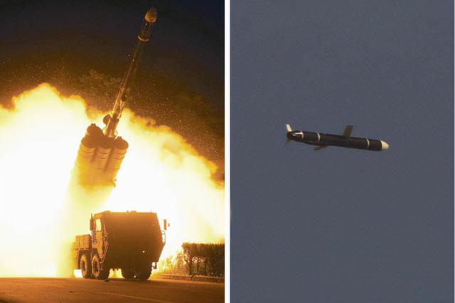 朝鲜宣布成功试射新型远程巡航导弹,外媒:或具备核能力 全球新闻风头榜 第1张