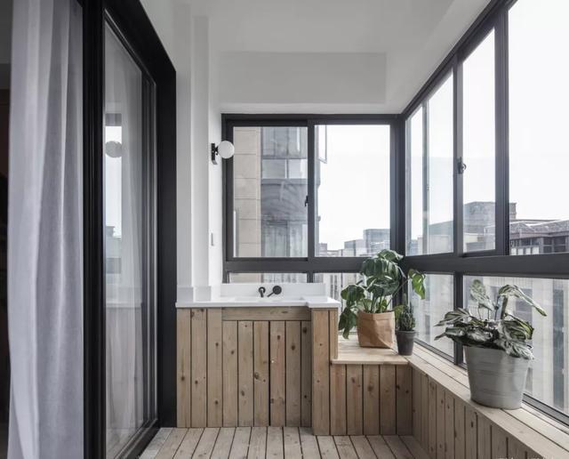 阳台装修,看完这6种阳台设计方案,才知道我家白白浪费了好几万