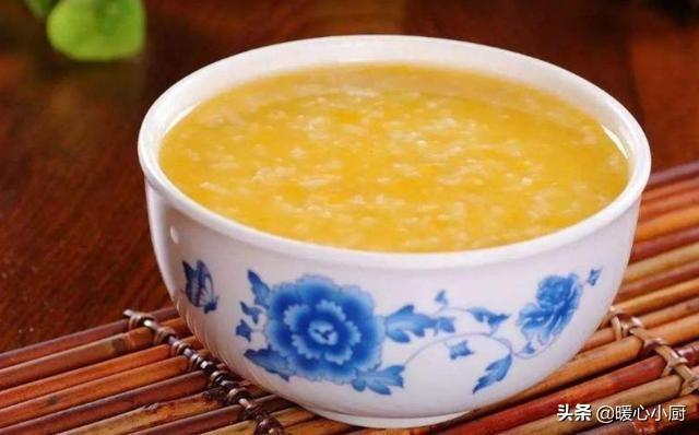 小米粥怎么做,喝了30多年小米粥,才知道正确的煮法,难怪之前熬不出米油还不香