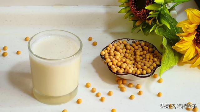 怎么做豆浆,经过多次改良,终于找到豆浆最好喝做法,多加1步,豆浆又香又浓