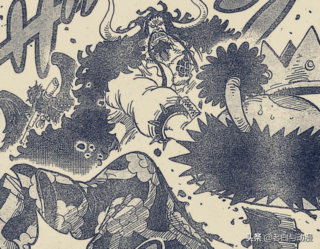 挠脚心动漫图,海贼王985话:娜美和加洛特被抓,大妈赏金超过43亿