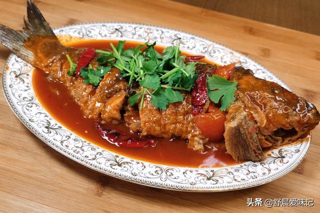 红烧鱼的做法,多吃鱼肉好处多,这6道鱼的做法最接地气,营养好吃,餐桌必备