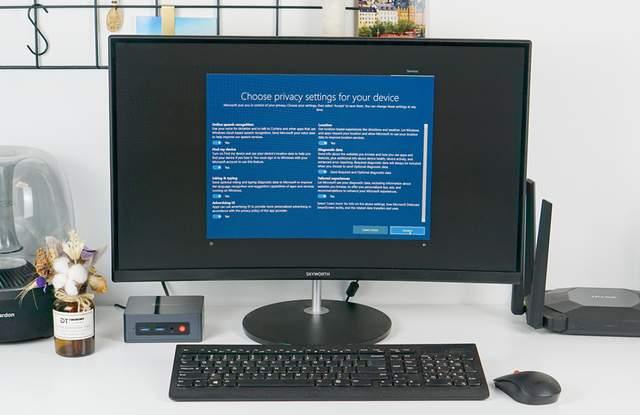 零刻GKmini评测:比巴掌还小的个人电脑