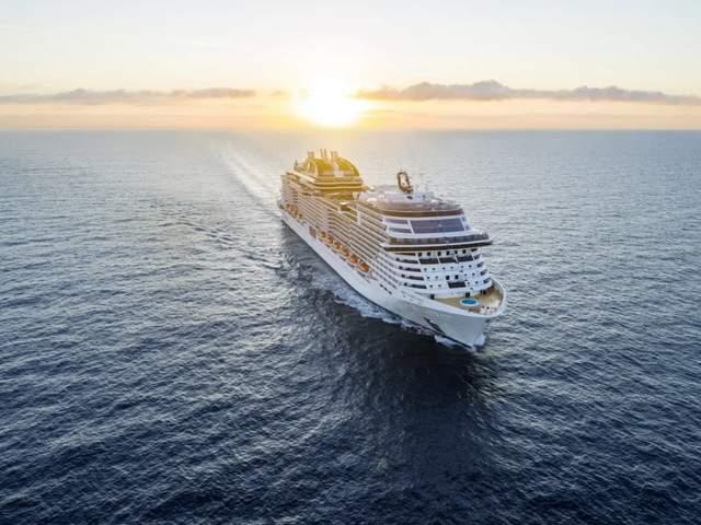 MSC地中海华彩号命名仪式将在迪拜举行_邮轮旅游最新资讯