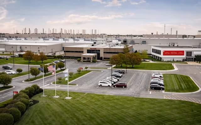 丰田美国子公司在印第安纳州工厂投资8.3亿美元