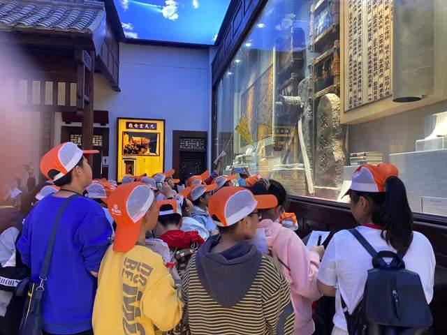 2021郓城水浒好汉城春季研学旅行正在进行中(图7)