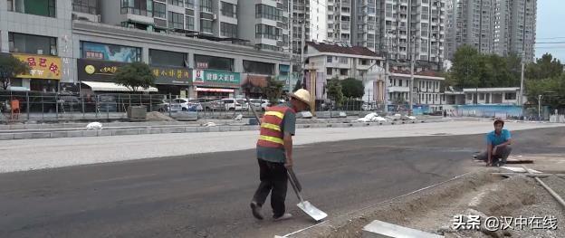 大河坎东昌路西段将于近期通车