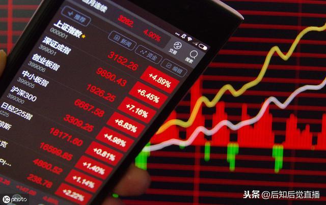 如何看现在股票大涨