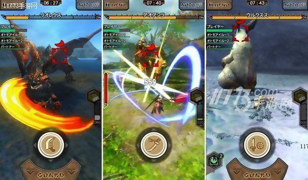 《怪物猎人 探险》将推出亚洲版 包含中文字幕