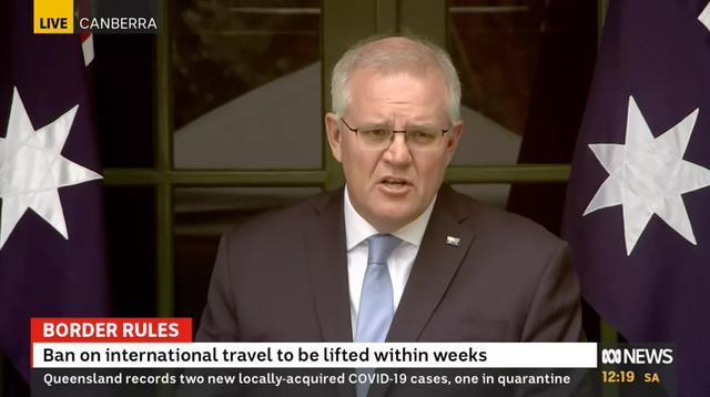 澳洲留学生入境时间确定了吗——最新进展提纯版