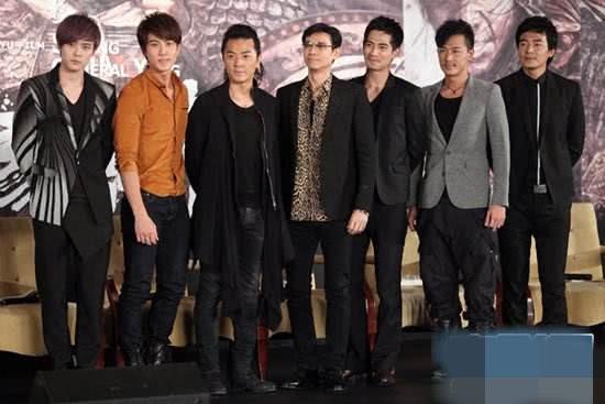 182cm的吴尊 身高在娱乐圈中什么水平?