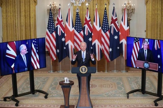 乱套了!法国与美国撕破脸,美国要为澳大利亚建造核潜艇