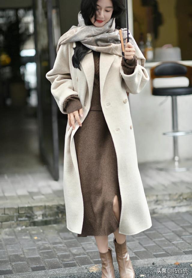 """3套可以""""照抄""""的穿搭公式,轻松搞定秋冬搭配,让你又美又气质"""