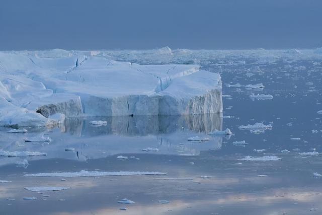 新纪录!世界最北端的岛被发现了