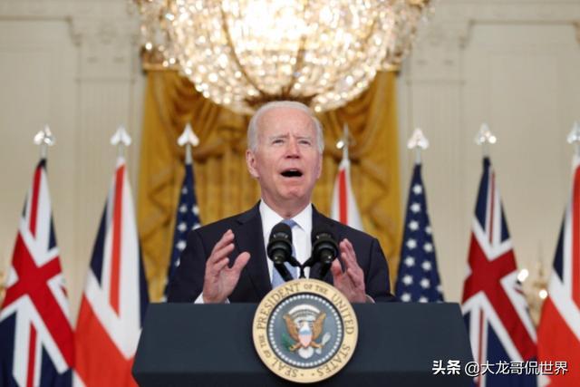 局势突变,美英澳正式联手,被称对抗中国,他们想干什么?