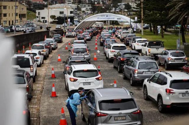 澳洲悉尼封城百日,居家隔离令一延再延,数百万民众备受困扰