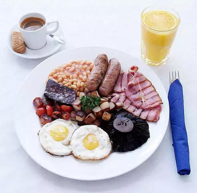 50个国家的早餐大全,明天开始换着吃