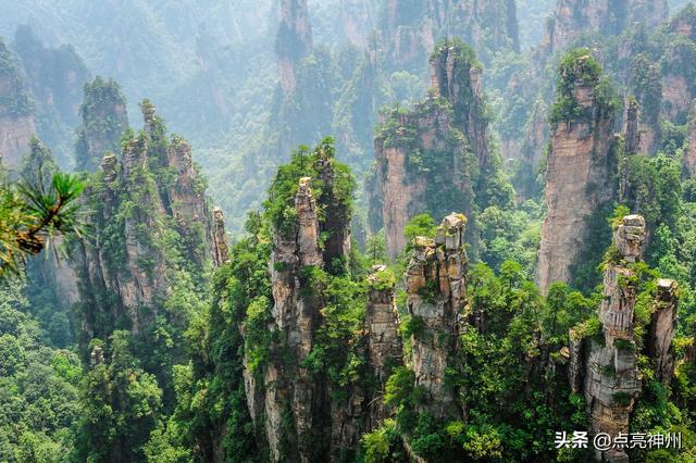 中国绝美的25个5A景区,分布极不平衡,你往过几个了?