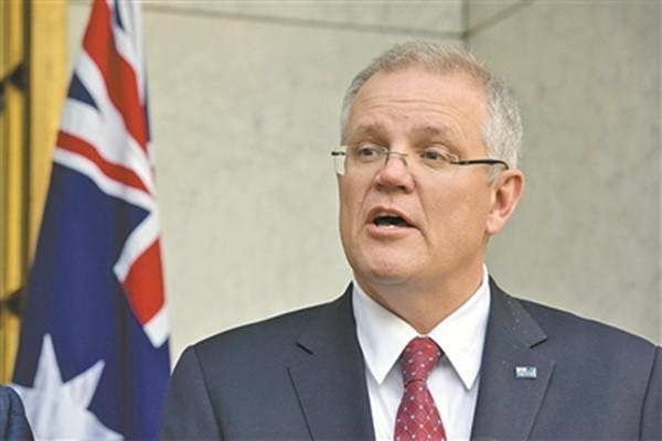 澳大利亚奔着断交去了?莫里森直接公开表态给自己壮胆:永不后悔