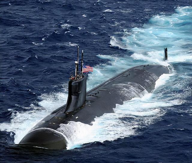 """澳洲即使有了核潜艇,还是美国的一条""""走狗"""""""