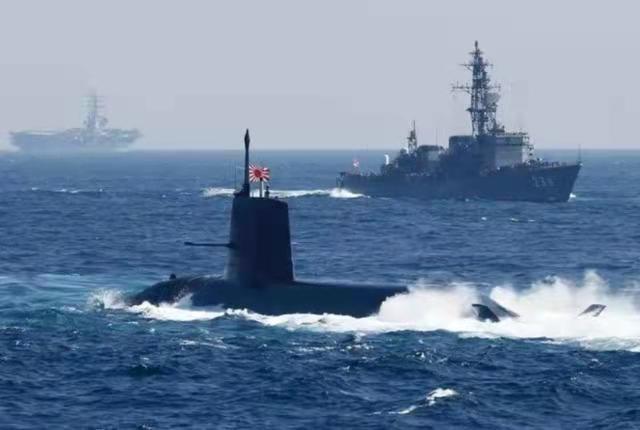 """来而不往非礼也!中国军舰回击挑衅,进入美国老巢""""自由航行"""""""