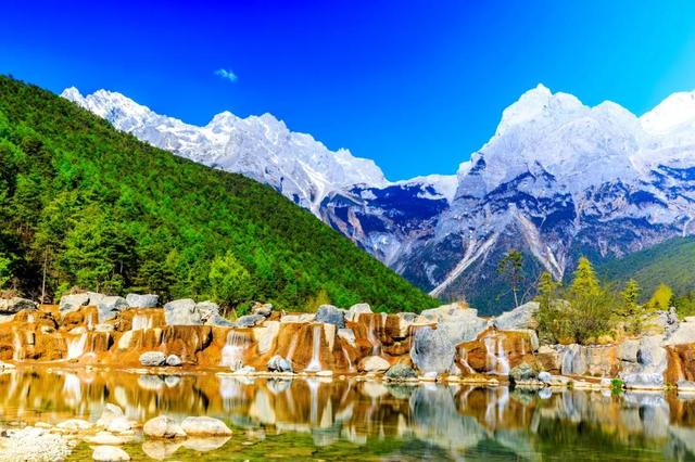 中国最值得往的100个5A景区,往过30个才不算辜负大益河山