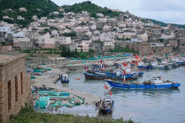 舟山,1390个岛屿组成的地级市,我去了它最北部的海岛县