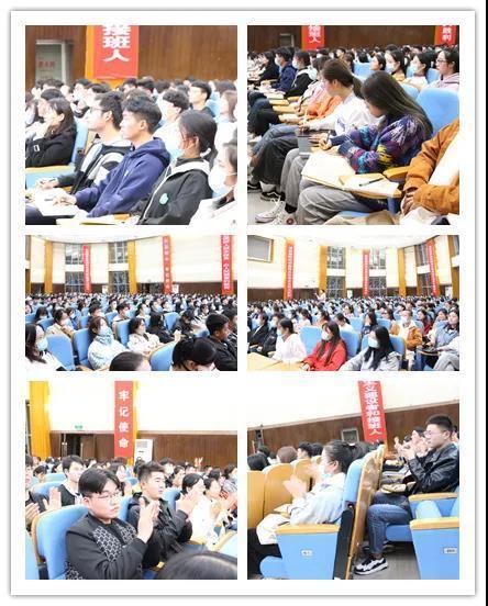郑州工程技术学院党委书记走上讲台为师生上思政课