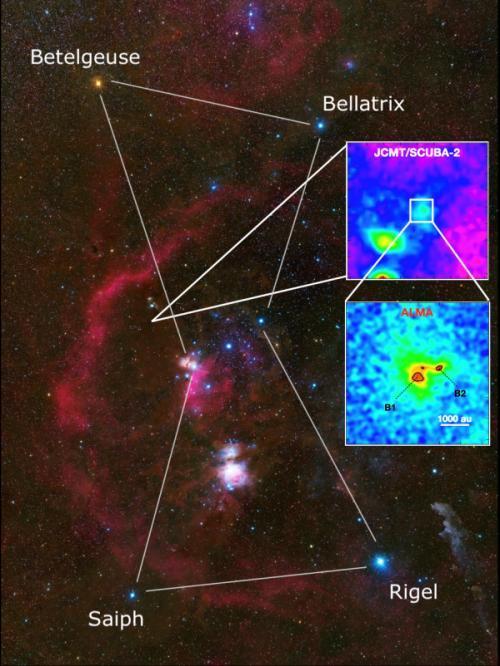 """天文学家发现超致密恒星""""胚"""