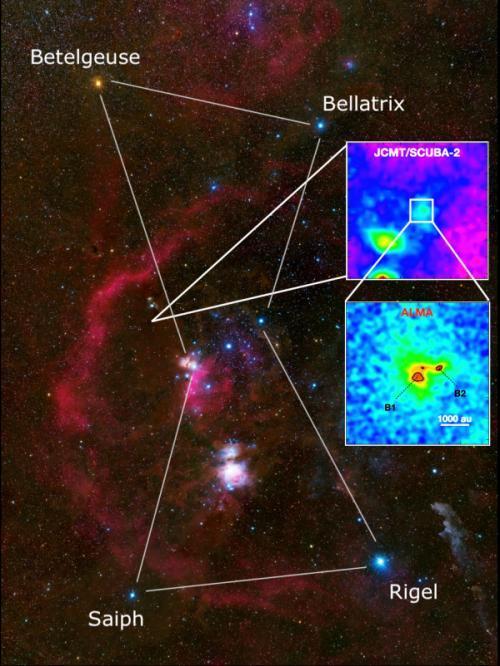 """科学家发现超致密恒星""""胚胎"""""""