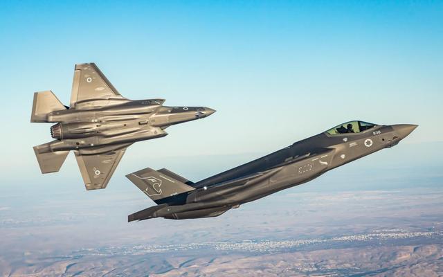 以色列想为其F-35战机植入新利器,美方的答复很耐人寻味