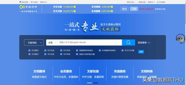 外文文献哪里找?八大网站免费下载!