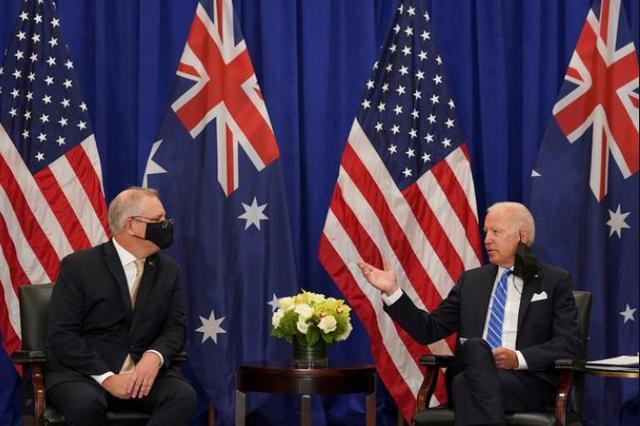"""这就是亲美下场?美国充当""""人权卫士"""",号召全世界制裁澳大利亚"""