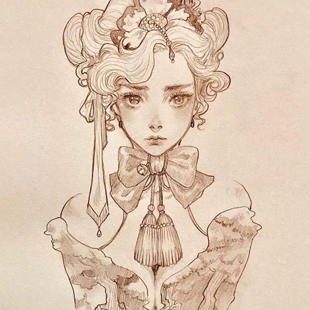 公主怎么画最好看:怎样的背部线条才是最美的、蛇形线是最美的线条、世上最美线条图片