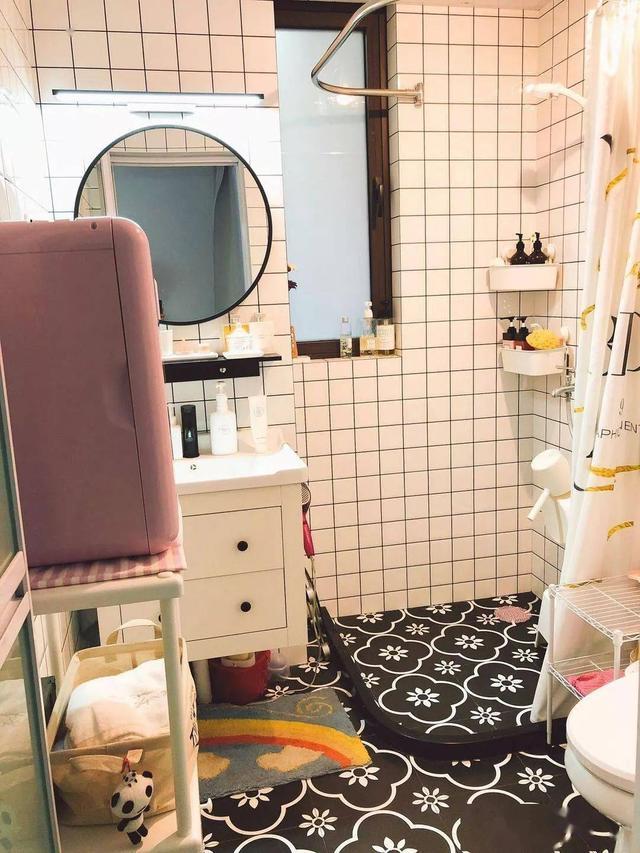 用12张图通知你卫生间设计能有多美!太实用了,喜欢就照着装吧
