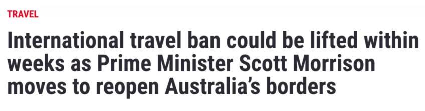 重磅新闻!澳洲官宣承认中国疫苗!赴澳留学生麻烦-1