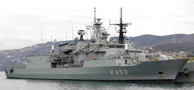 世界护卫舰鉴赏23——MEKO护卫舰全搜罗2