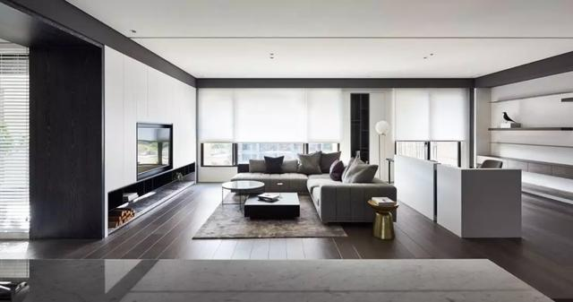 5种隔断,48款效果图,玻璃、砖墙、家具、屏风隔断都有